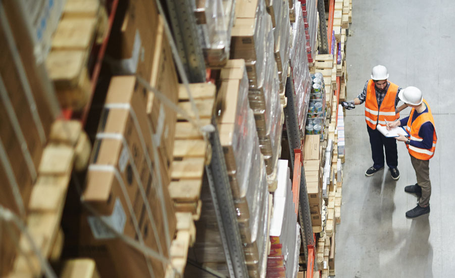 ASR Warehouse and Inventory Management Support Services