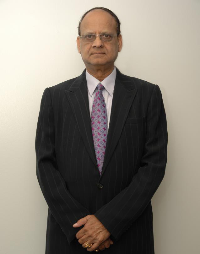 Rao Anumolu, Founder, President and CEO of ASR International