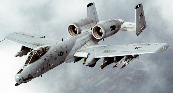 ASR Aircraft Platform Support: A-10