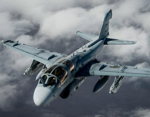 ASR Aircraft Platform Support: EA-6B