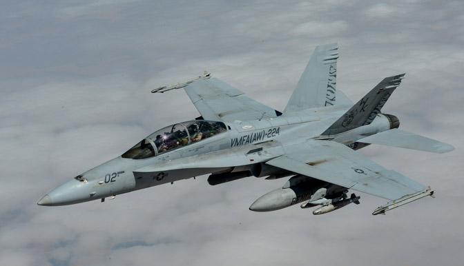 ASR Aircraft Platform Support: F/A-18 A/D
